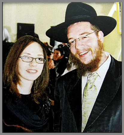 Rabbi Gavriel and Rivka Goldberg, Brutally murdered in Mumbai