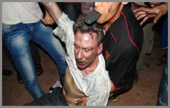 There is a distinct possibility that the weapons, training and/or intelligence used in the assault that killed four Americans, including Ambassador Stevens, were obtained as a result of aid we provided to the Libyan rebels