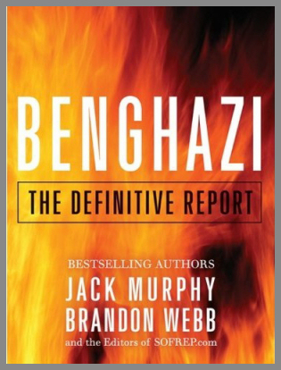 Brandon Webb learned Glen Doherty, one of his closest friends and his former Navy SEAL teammate, was killed alongside Ambassador J. Christopher Stevens and two other Americans when the U.S. State Department and CIA headquarters in Benghazi, Libya, were sieged in a shocking terrorist attack.