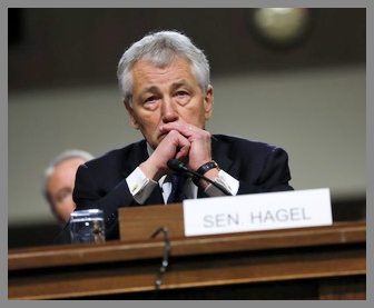 """I'm confident that Sen. Hagel will probably have the votes necessary to be confirmed as the secretary of defense,"" said Sen. John McCain"