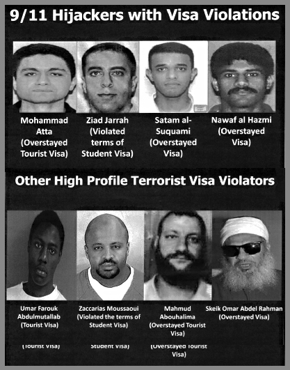 Terror Visas
