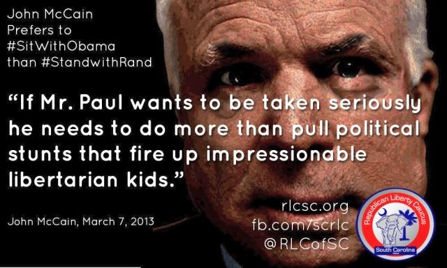 McCain is Obama