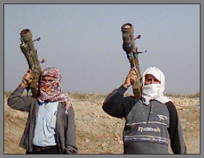 Syrian Manpads