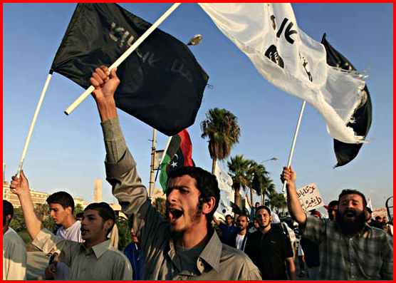 More funding for radical Al-Qaeda-Brotherhood regime in Libya