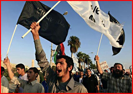 More funding for radical Al-Qaeda-Brotherhood regime in Libya