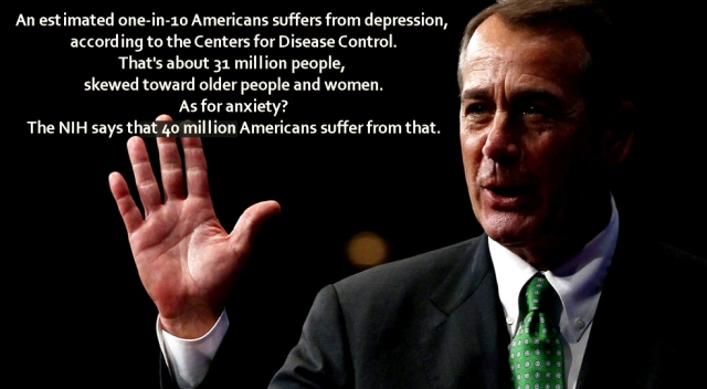 Surprised? Most of us considered Boehner a modern-day frontiersman, endowed with the true spirit of the bunkhouse.