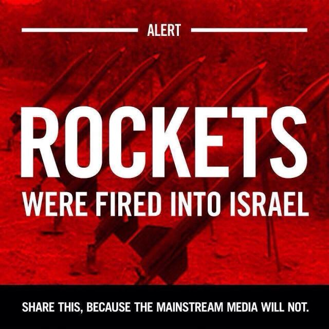 Terrorists in the Gaza Strip fired four rockets into southern Israel on Thursday night, prompting sirens to go off in the Shaar Hanegev region and Sderot.