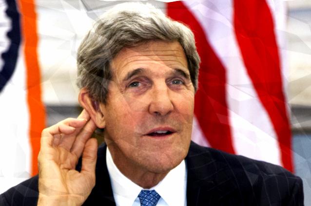 John Kerry: A National Embarrassment