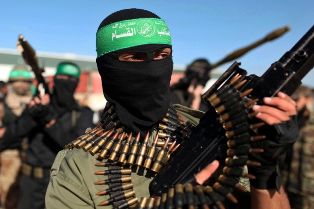 Hamas Worships Death as The Jews Worship G-d