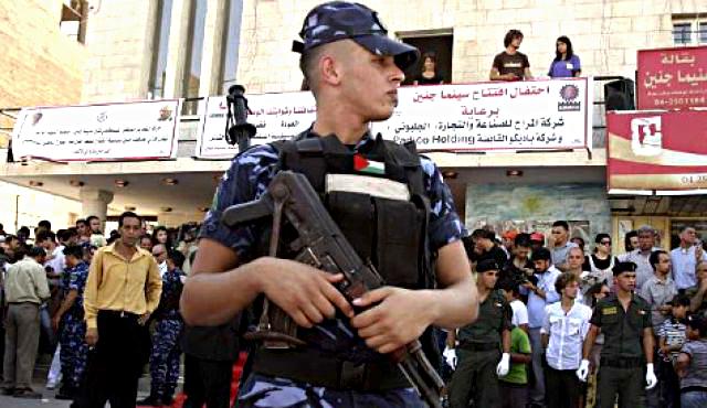 Dayton's Palestinian Army