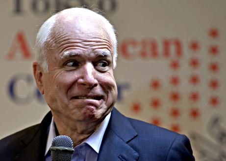Crazy Juan McCain