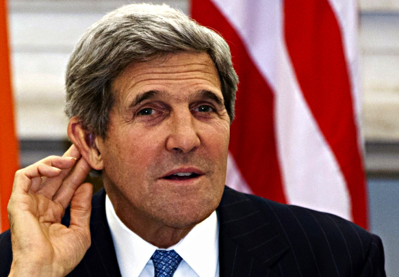 John Kerry promotes & encourages the Boycott of Israel