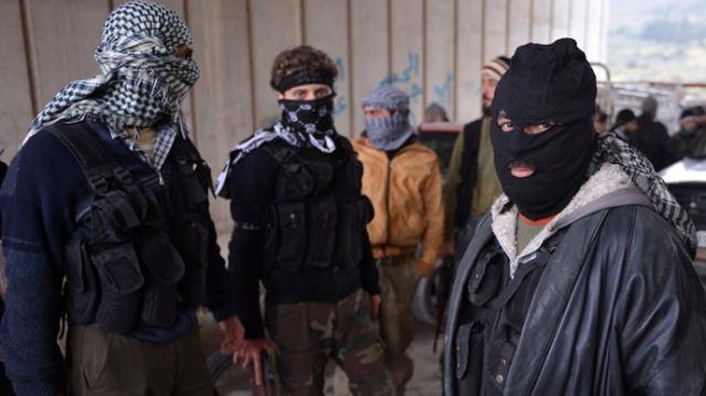 """""""Moderate Syrian Rebels"""" AKA """"McCain's Heroes"""""""