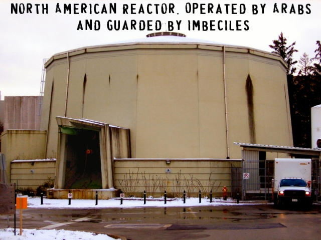 North american reactor