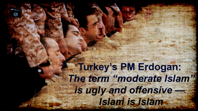 Erdogan Islam is Islam