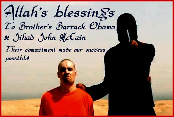 ISIS Obama McCain