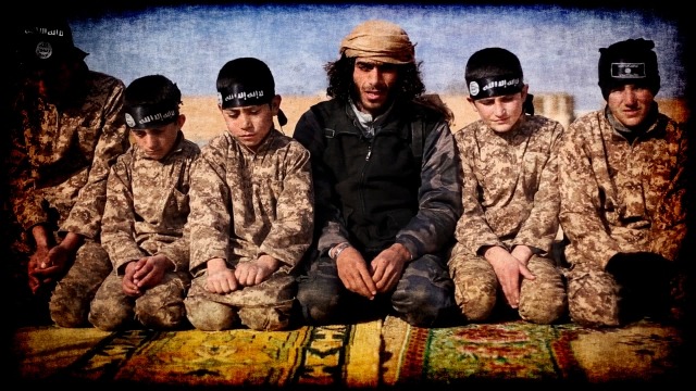 Jihad Kids 001