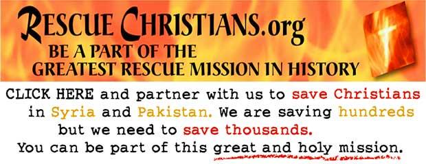 Save Christians Walid Shoebat