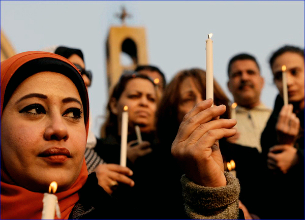 Mid-East Christians Marked for Genocide by Obama & Co.