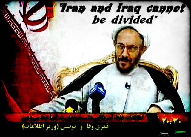 Iran Cannot Be divided
