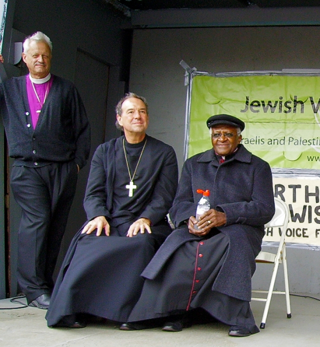 Tutu & Catholic-Episcopal Bishops of Boston