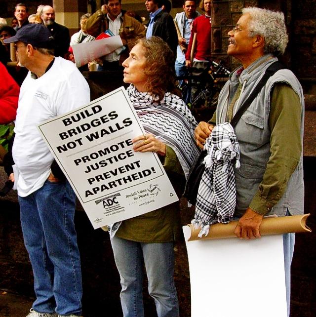 Christian Tutu Supporters in Boston MA.