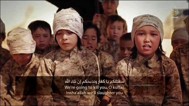 Muslim Children's Message to Infidels