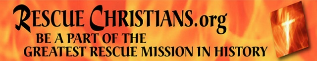 Help Save The Christians that America's proxies have been exterminating