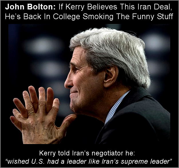 Kerry Iran Negotiations