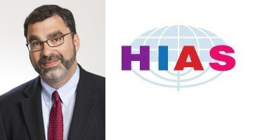 President and CEO of HIAS, Mark Hetfield, pulls down a salary and related income package of about $300,000 a year to save Muslim refugees among others.