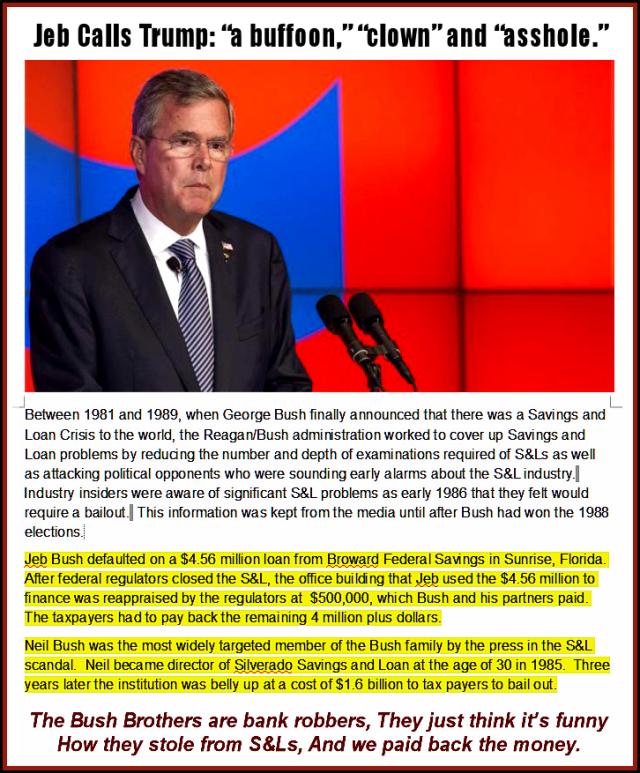 Bush Family Values