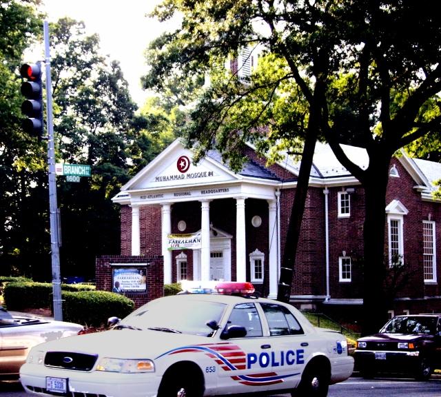 Jeffersonian Church to mosque 002