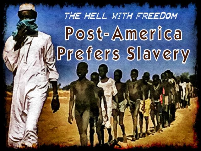 Postals prefer slavery