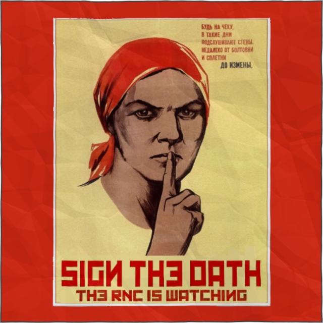 Shh Republicans
