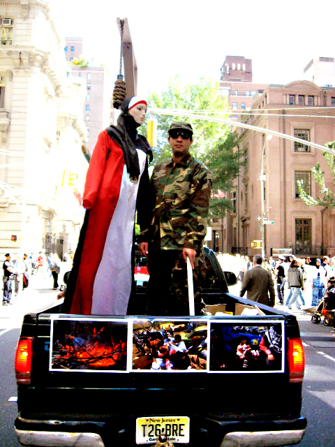 NY-City Muslim Day Parade