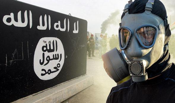 ISISmustard