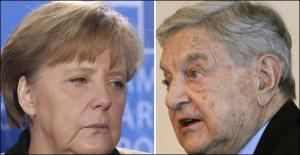merkel and Soros