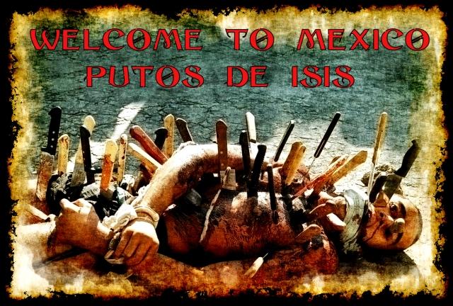 Welcom to Mexico Putos
