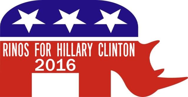 Rinos For Hillary