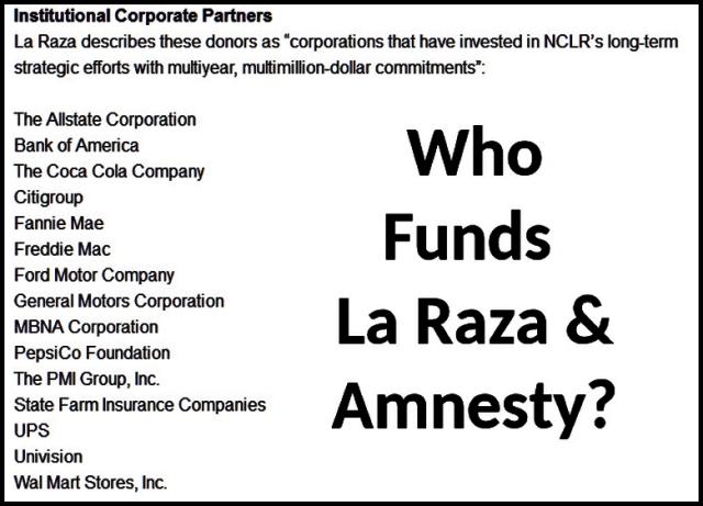 La Raza Sponsors 001