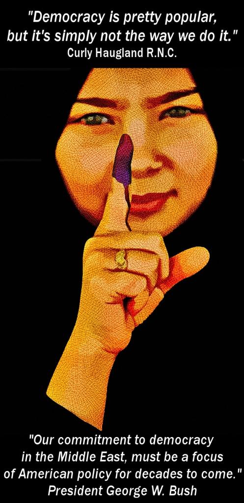 Iraqi Voter 005